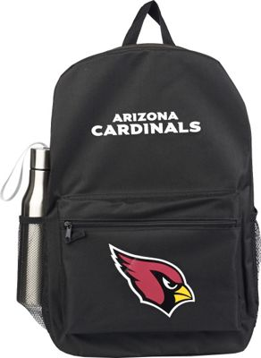 Concept One by USPA Accessories NFL Cardinals Backpack Sprint BLACK - Concept One by USPA Accessories School & Day Hiking Backpacks