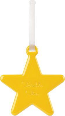 ALIFE DESIGN Alife Design Star Luggage Tags Yellow - ALIFE DESIGN Luggage Accessories