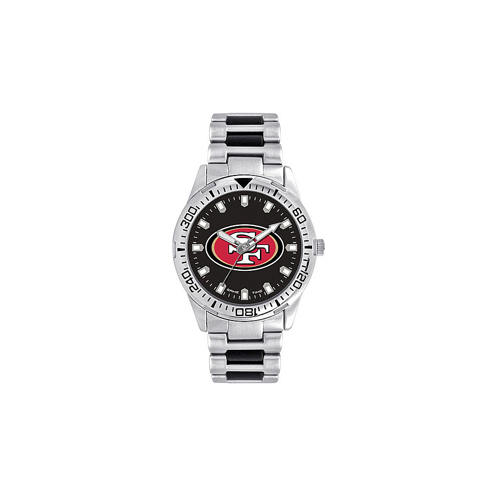 Game Time Heavy Hitter NFL Watch San Francisco 49ers - Game Time Watches - Fashion Accessories, Watches