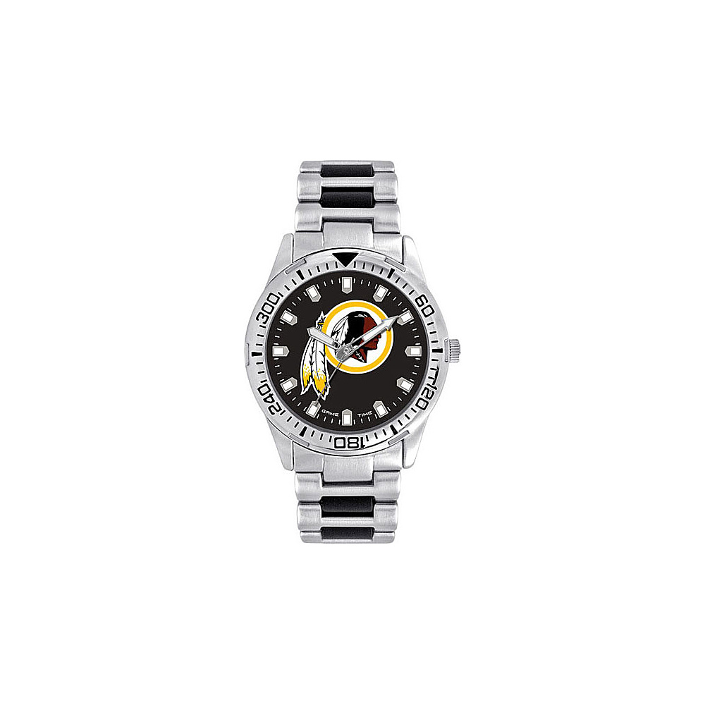 Game Time Heavy Hitter NFL Watch Washington Redskins - Game Time Watches - Fashion Accessories, Watches
