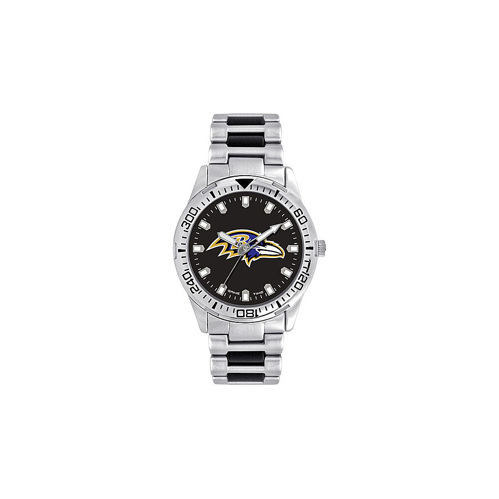 Game Time Heavy Hitter NFL Watch Baltimore Ravens - Game Time Watches - Fashion Accessories, Watches