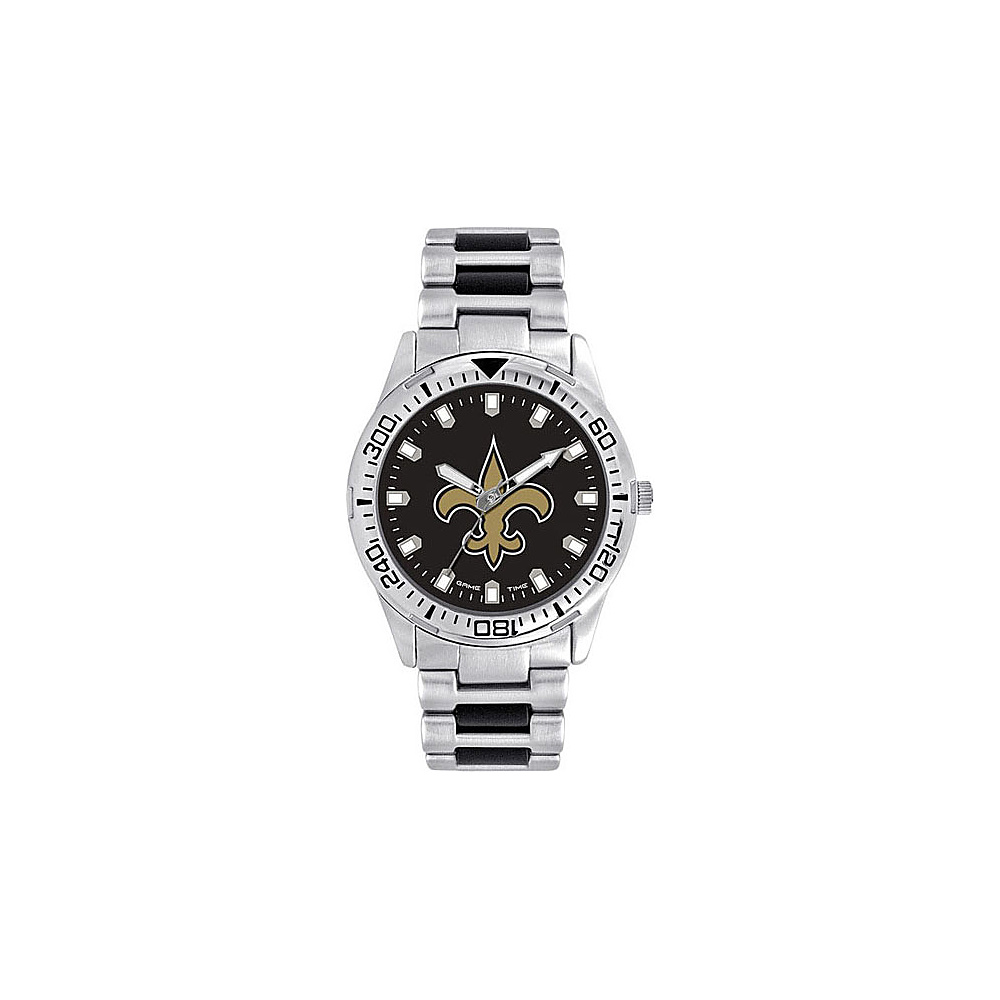 Game Time Heavy Hitter NFL Watch New Orleans Saints - Game Time Watches - Fashion Accessories, Watches