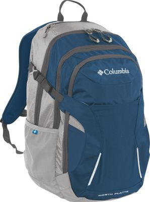 Columbia Sportswear North Platte Day Pack Dark Compass - Columbia Sportswear Business & Laptop Backpacks