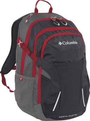 Columbia Sportswear North Platte Day Pack Graphite - Columbia Sportswear Business & Laptop Backpacks