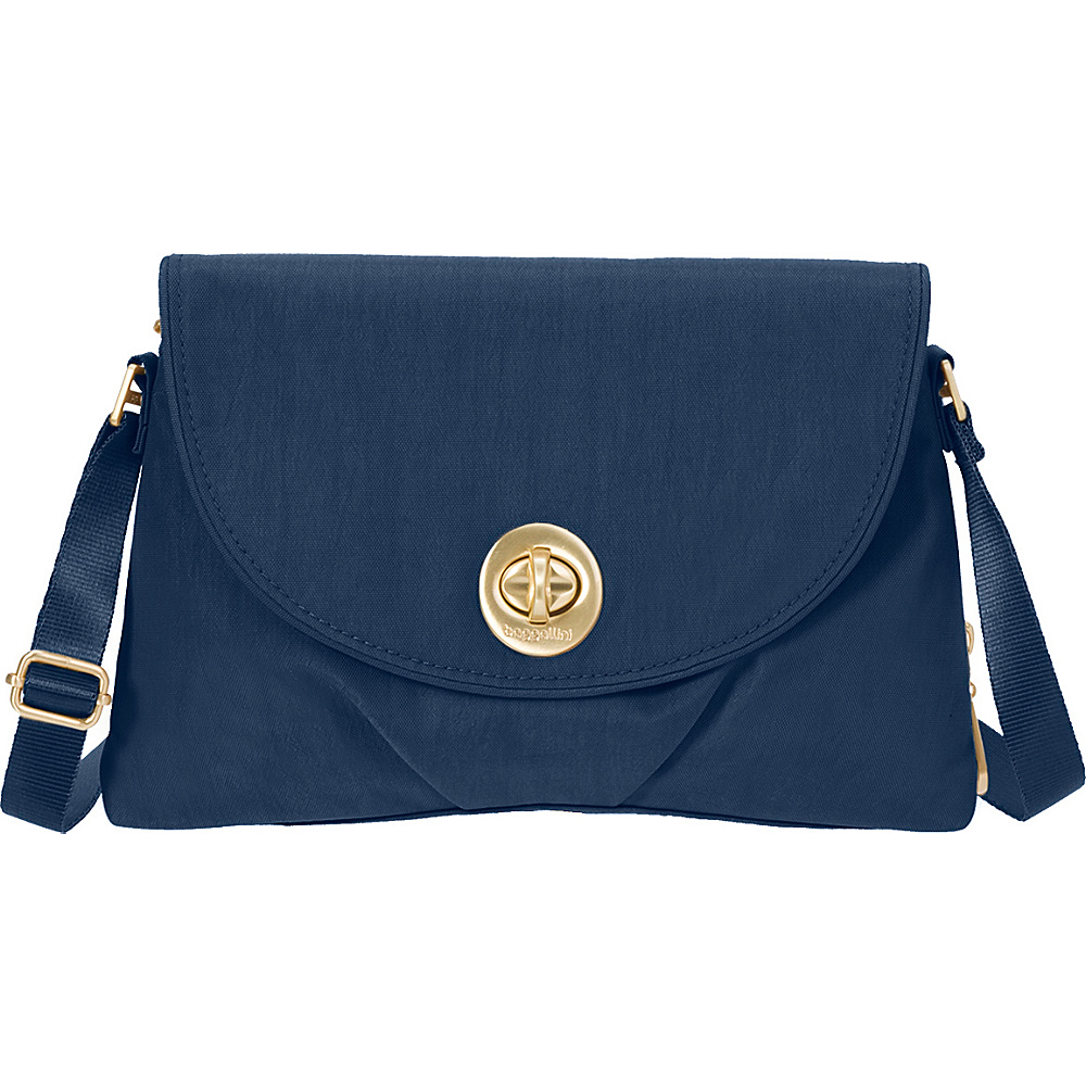 baggallini Gold Nassau Crossbody Pacific baggallini Fabric Handbags