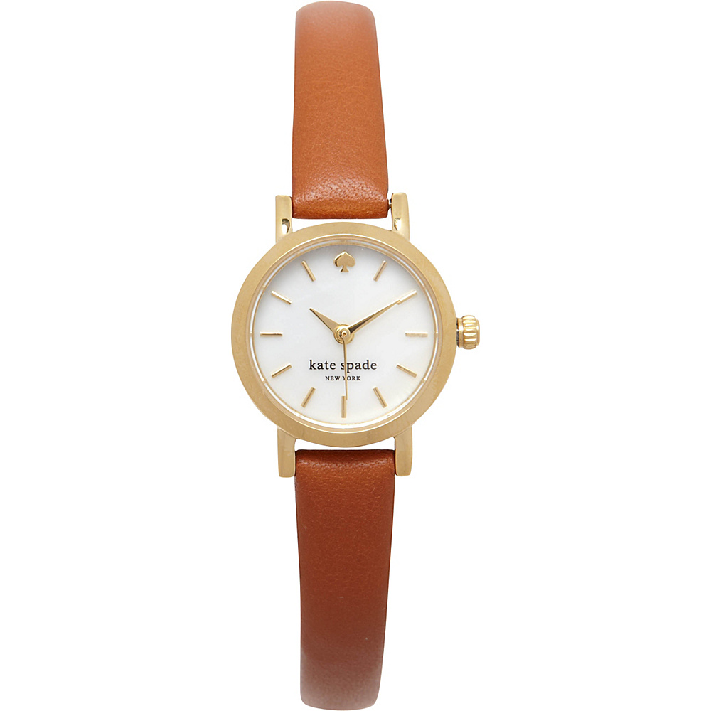 kate spade watches Tiny Gramercy Watch Brown kate spade watches Watches