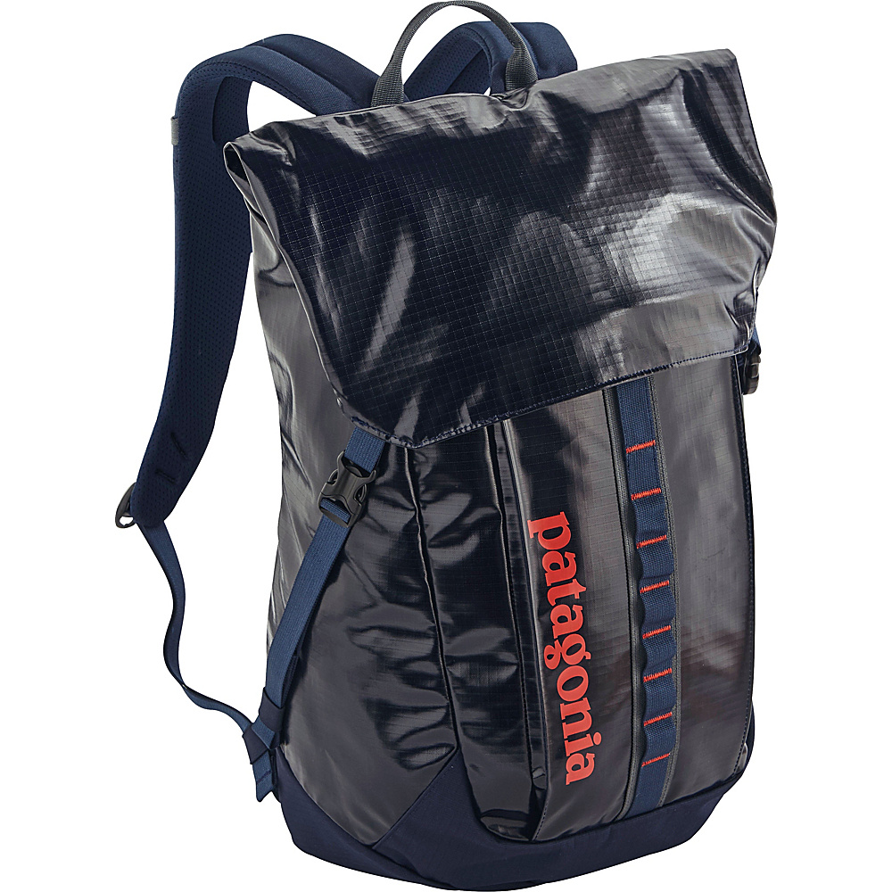 Patagonia Black Hole Pack 32L Navy Blue w/Paintbrush Red - Patagonia Business & Laptop Backpacks - Backpacks, Business & Laptop Backpacks