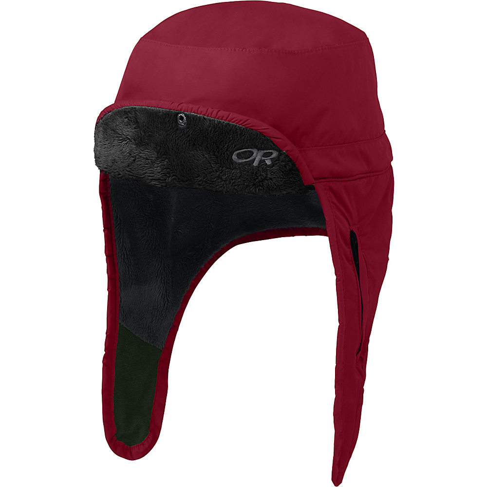 Outdoor Research Frostline Hat M - Evergreen - Outdoor Research Hats/Gloves/Scarves - Fashion Accessories, Hats/Gloves/Scarves