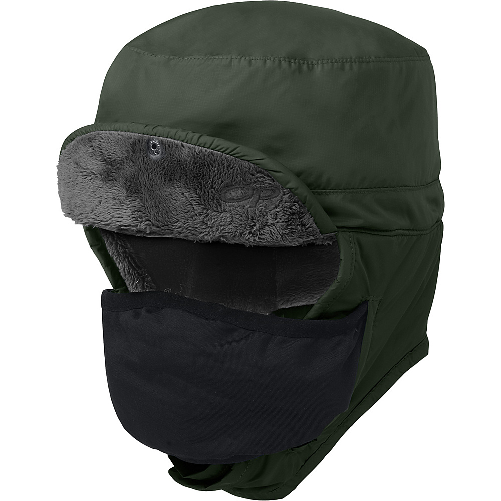 Outdoor Research Frostline Hat XL - Evergreen - Outdoor Research Hats/Gloves/Scarves - Fashion Accessories, Hats/Gloves/Scarves