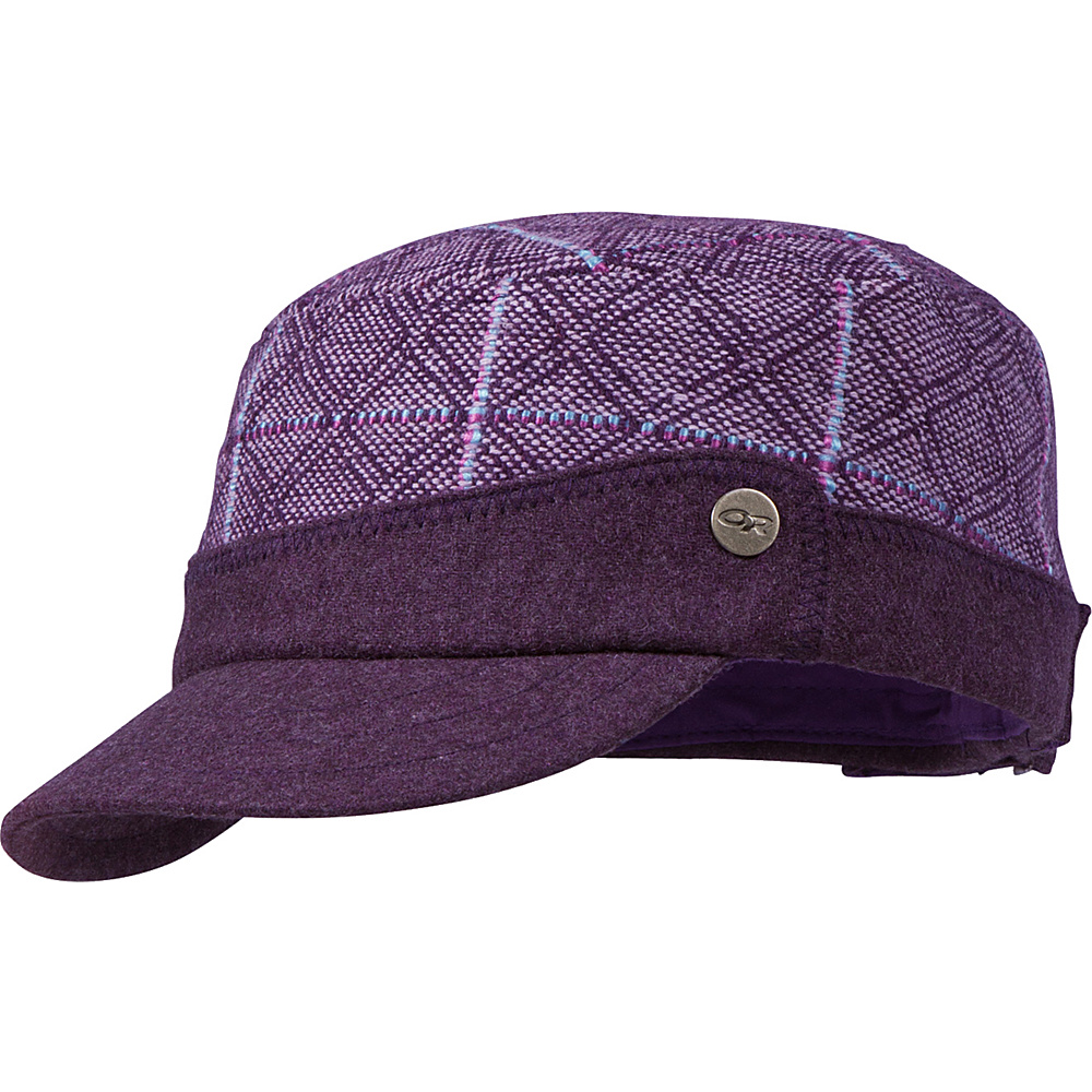 Outdoor Research Gabby Cap One Size - Elderberry - Outdoor Research Hats/Gloves/Scarves - Fashion Accessories, Hats/Gloves/Scarves
