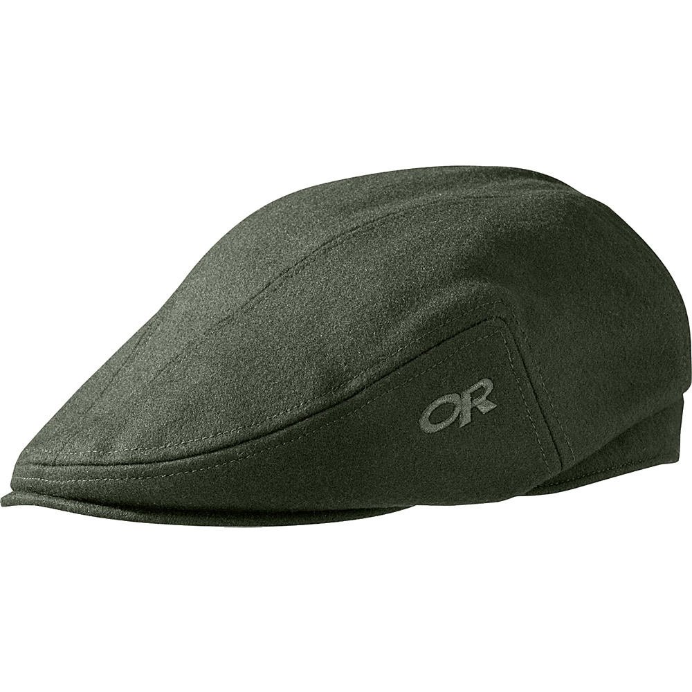 Outdoor Research Turnpoint Driver Cap L/XL - Evergreen - Outdoor Research Hats/Gloves/Scarves - Fashion Accessories, Hats/Gloves/Scarves
