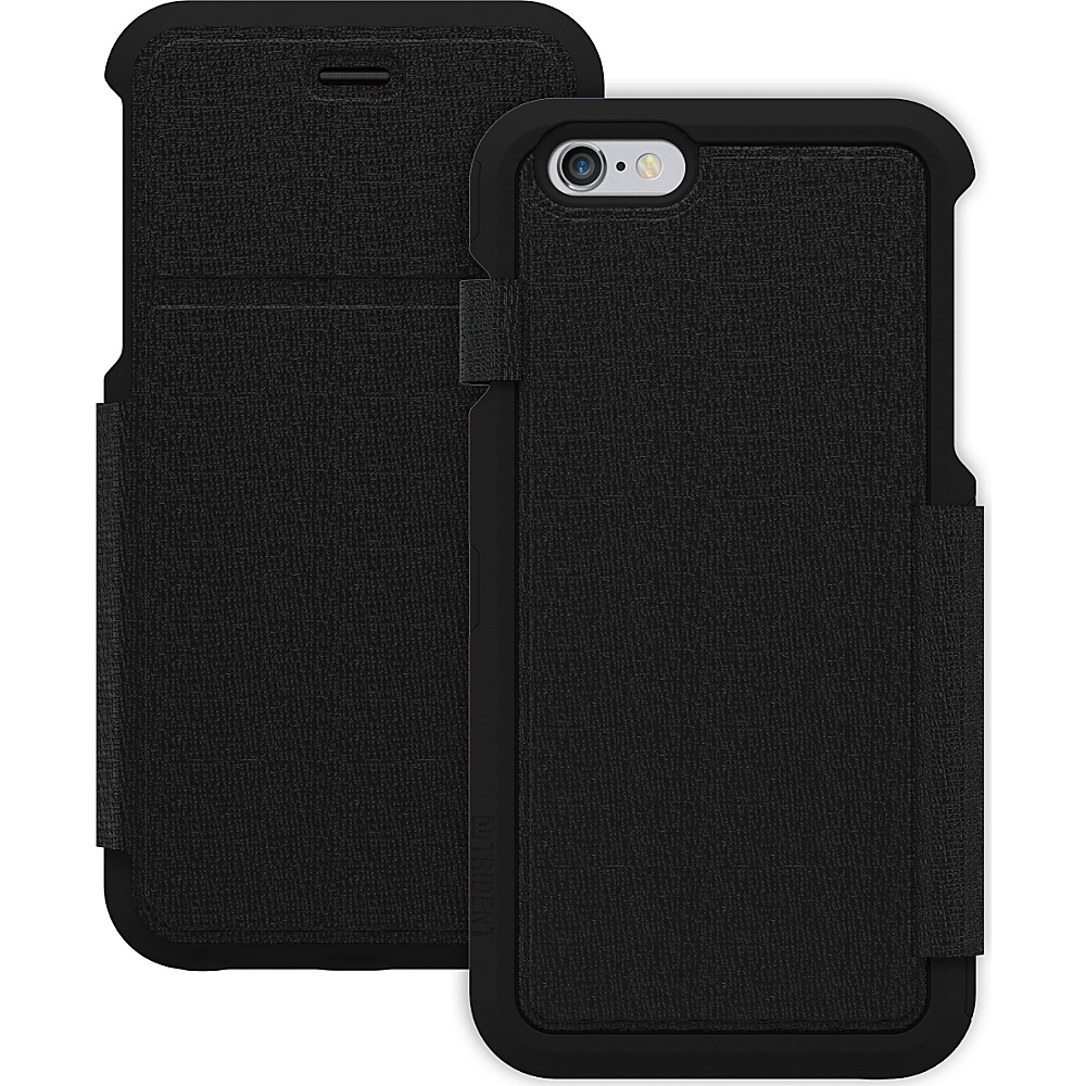 Trident Case Apollo Phone Case for iPhone 6/6s Black - Trident Case Electronic Cases