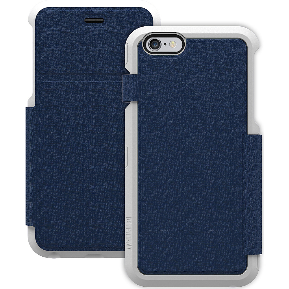 Trident Case Apollo Phone Case for iPhone 6 6s White Navy Trident Case Electronic Cases