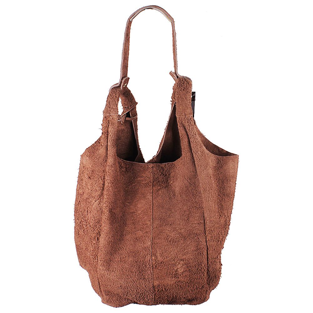 Latico Leathers Scarlet Tote Brown - Latico Leathers Leather Handbags - Handbags, Leather Handbags