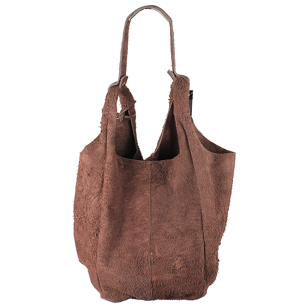 Latico Leathers Scarlet Tote Mushroom - Latico Leathers Leather Handbags - Handbags, Leather Handbags