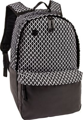 Focused Space The Board Of Education Black/White - Focused Space Business & Laptop Backpacks