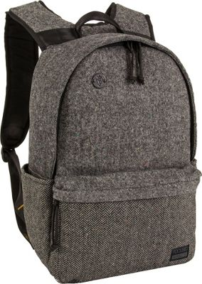 Focused Space The Board Of Education Grey - Focused Space Business & Laptop Backpacks