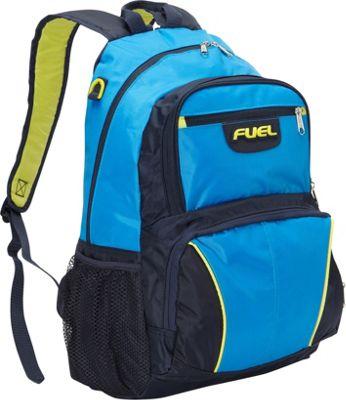 Fuel Pursuit Backpack Royal Blue - Fuel School & Day Hiking Backpacks