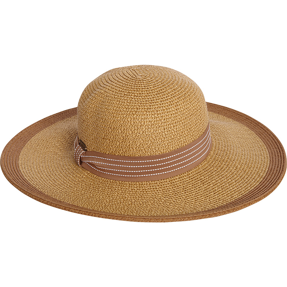 Sun N Sand Paper Braid Hat One Size - Beige - Sun N Sand Hats - Fashion Accessories, Hats