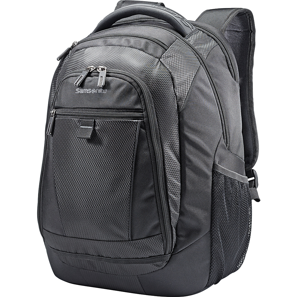 Samsonite Tectonic 2 Medium Backpack Black Samsonite Business Laptop Backpacks