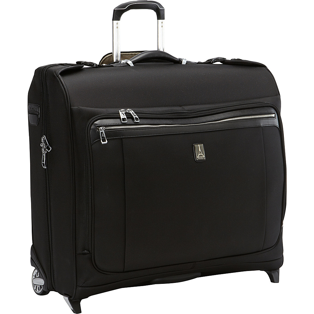 "Travelpro Platinum Magna 2 50"" Rolling Garment bag Black - Travelpro Garment Bags"