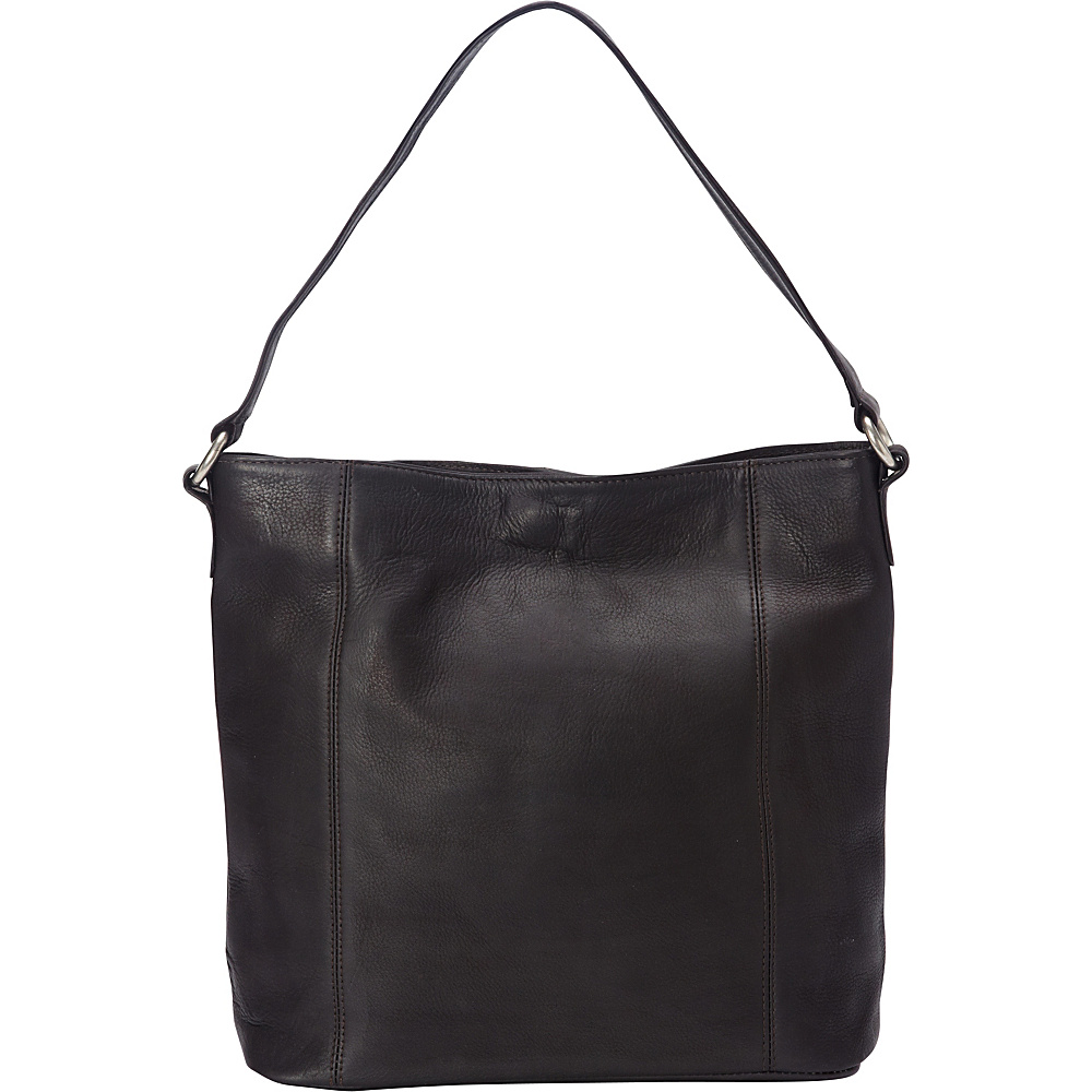 Le Donne Leather Ashley Shopper Cafe - Le Donne Leather Leather Handbags - Handbags, Leather Handbags