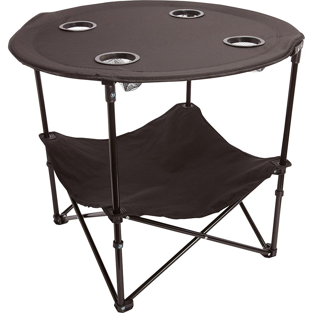 Bellino Folding Table Black Bellino Outdoor Accessories