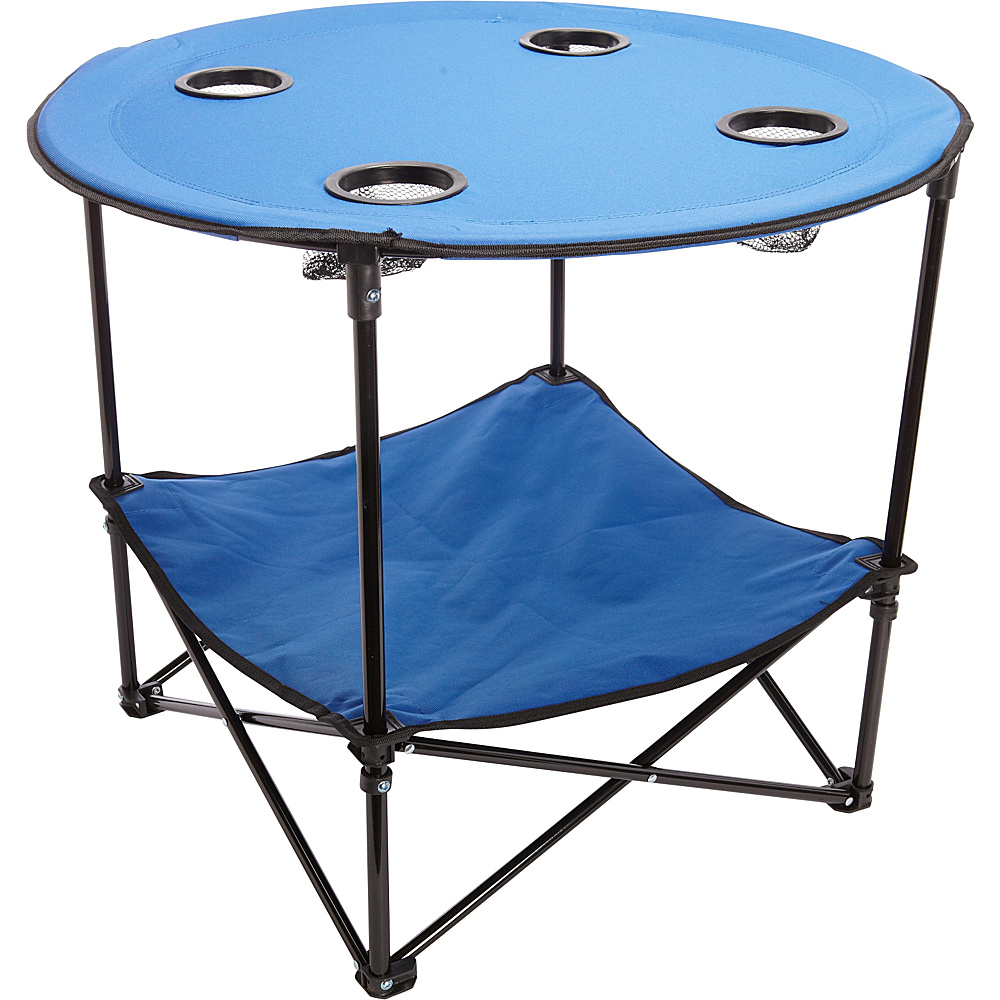 Bellino Folding Table Blue Bellino Outdoor Accessories