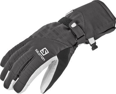 Salomon Propeller Dry Gloves Galet Grey/White - Extra Large - Salomon Gloves