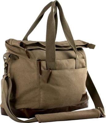 Red Rock Outdoor Gear Trapper Carry Bag Brown Canvas - Red Rock Outdoor Gear Outdoor Duffels