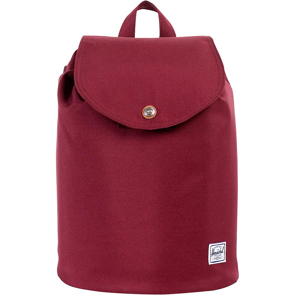 Herschel Supply Co. Women's Ware Backpack Windsor Wine - Herschel Supply Co. School & Day Hiking Backpacks