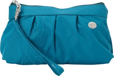 Haiku Breeze Wristlet Sea Blue - Haiku Fabric Handbags