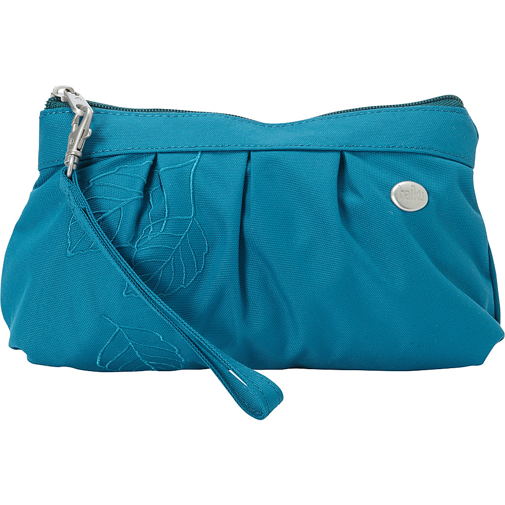 Haiku Breeze Wristlet Sea Blue Haiku Fabric Handbags