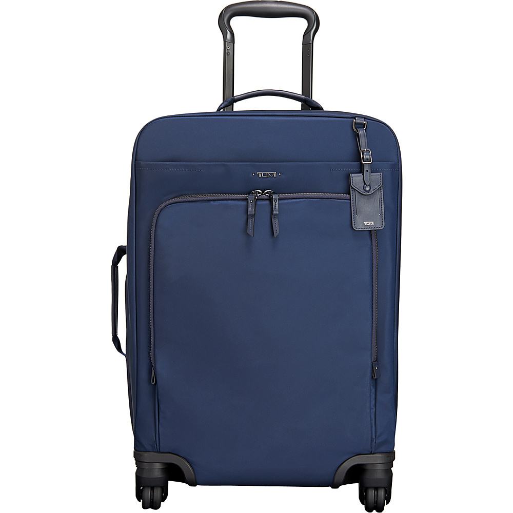Tumi Voyageur Super Leger International 4 Wheeled Carry On Altantic - Tumi Small Rolling Luggage