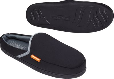 Therma Gear Heated Men's Slippers Extra Large - Therma Gear Men's Legwear/Socks
