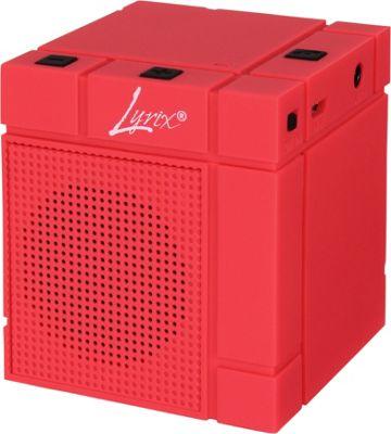Lyrix MIXX Wireless Bluetooth Speaker Red - Lyrix Headphones & Speakers
