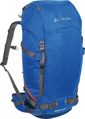 Vaude Simony 30 + 8 Pack Hydro Blue - Vaude Day Hiking Backpacks