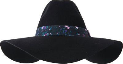Keds Felt Floppy Hat One Size - Black - Keds Hats/Gloves/Scarves