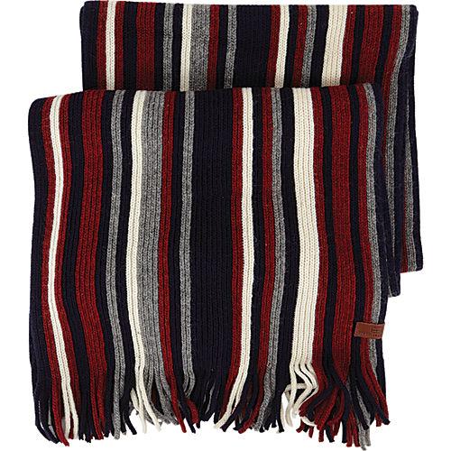 Knitting Vertical Stripes Scarf : Ben sherman vertical stripe knit scarf ebags