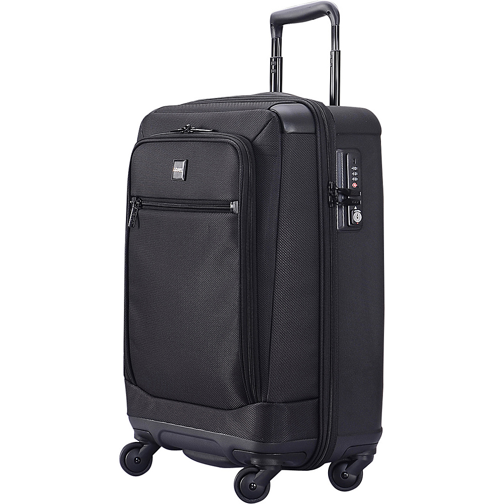 Lojel Exos III Hybrid Carry On Black Lojel Hardside Carry On