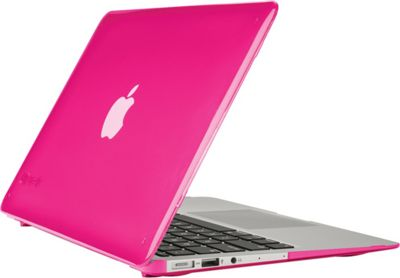 Speck 13 inch MacBook Air Seethru Case Hot Lips Pink - Speck Electronic Cases