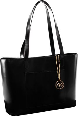 McKlein USA McKlein USA Alyson Tote Black - McKlein USA Women's Business Bags