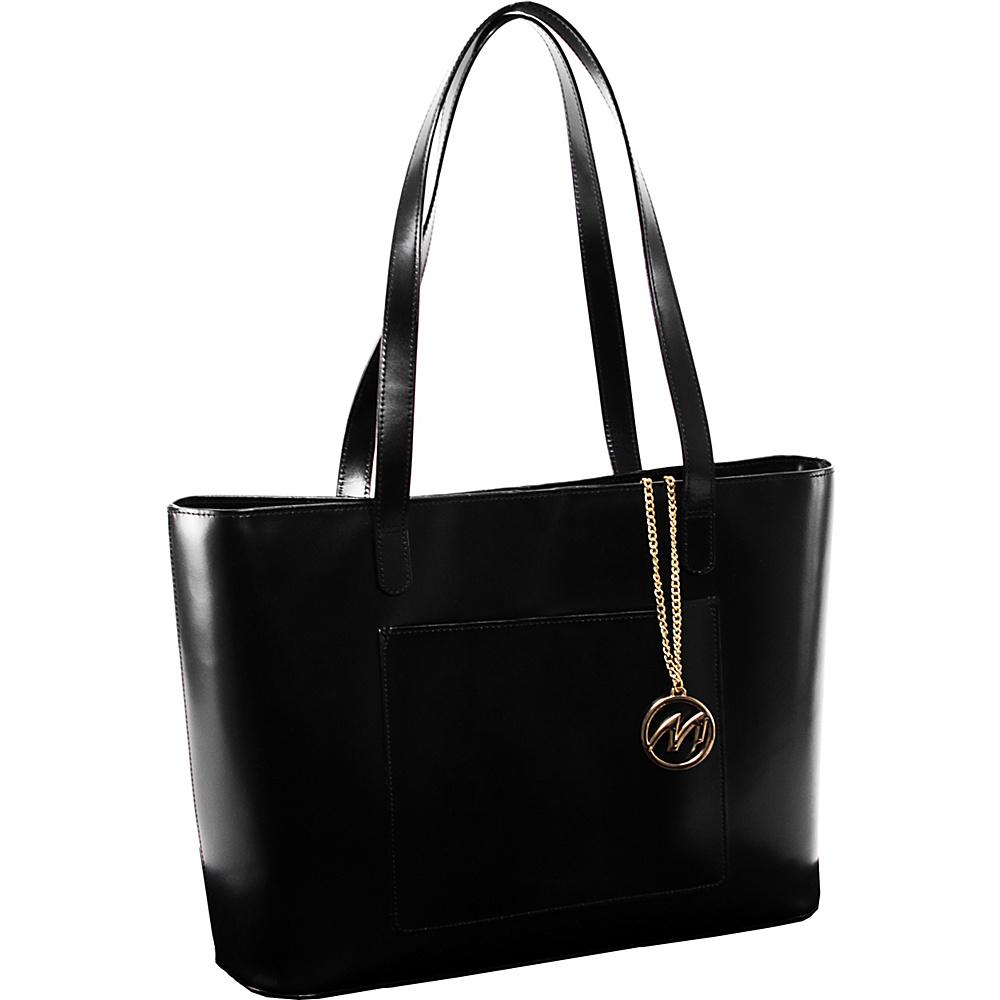 McKlein USA Alyson Tote Black McKlein USA Women s Business Bags