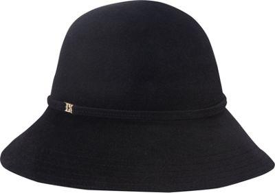 Helen Kaminski Sadela 9 Hat One Size - Black - Helen Kaminski Hats/Gloves/Scarves
