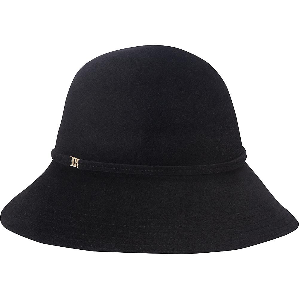Helen Kaminski Sadela 9 Hat Black Helen Kaminski Hats Gloves Scarves