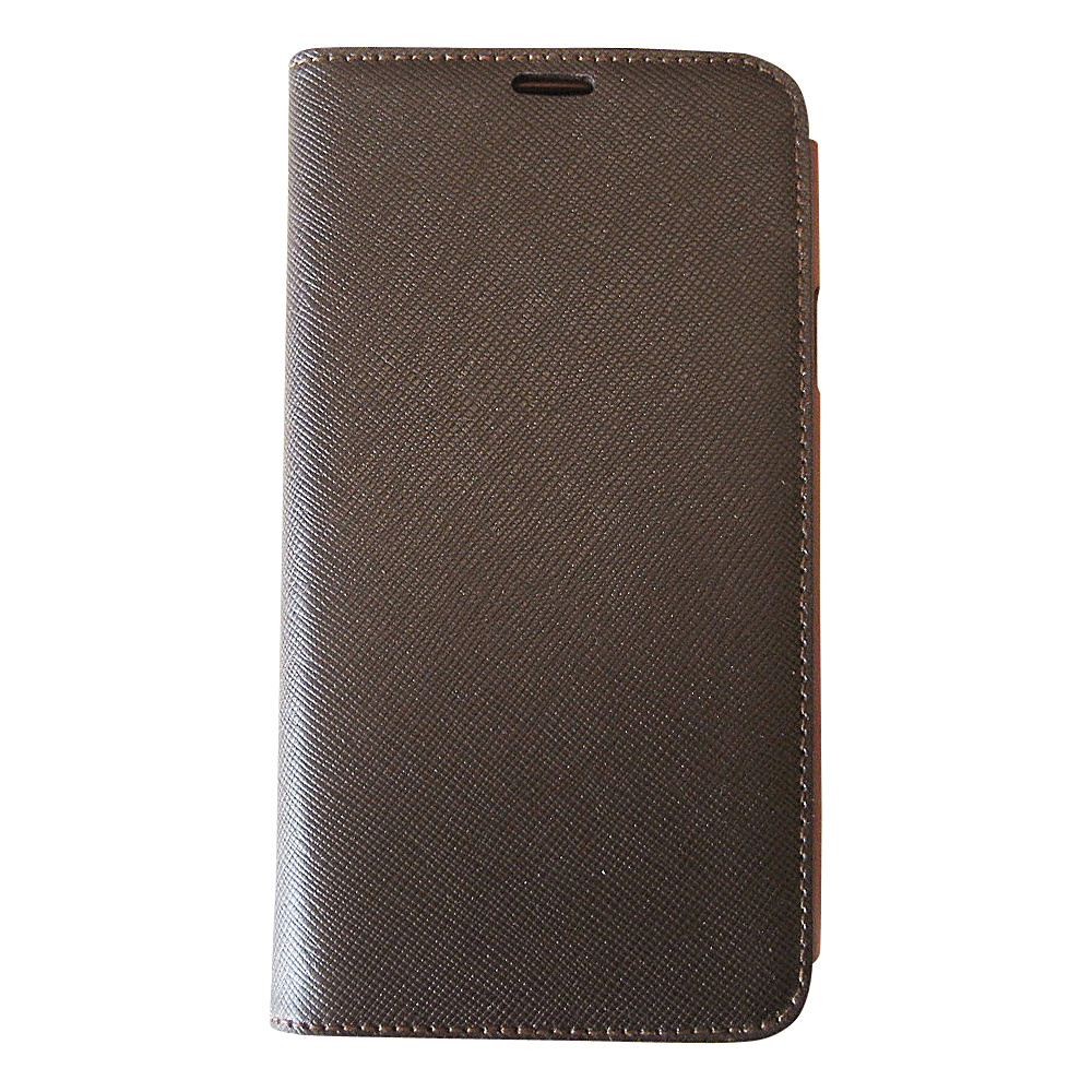 Tanners Avenue Samsung Galaxy S5 Leather Wallet Case Folio Tex Brown Chestnut Interior Tanners Avenue Electronic Cases