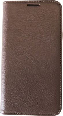 Tanners Avenue Samsung Galaxy S5 Leather Wallet Case Folio Brown