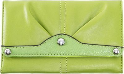 Parinda Eveline Wallet Green - Parinda Women's Wallets