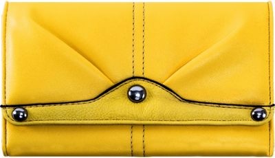 Parinda Eveline Wallet Yellow - Parinda Women's Wallets