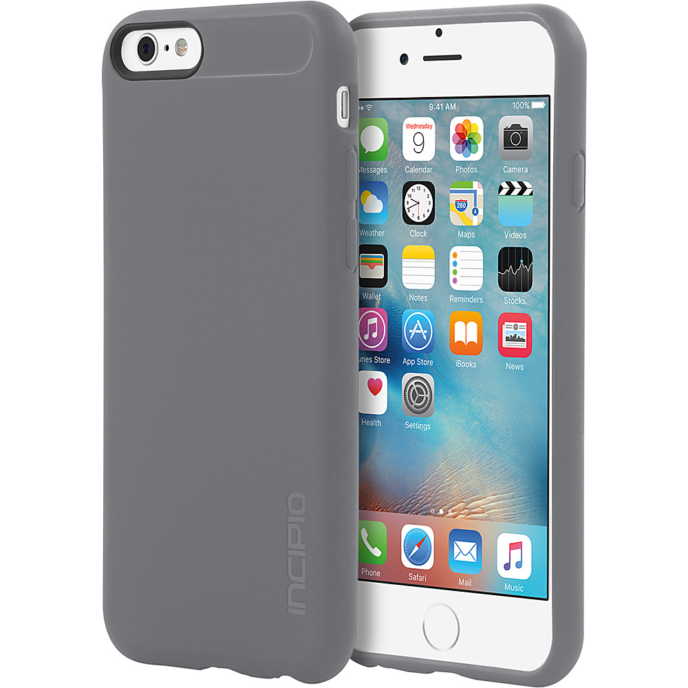 Incipio NGP for iPhone 6/6s Solid Gray - Incipio Electronic Cases - Technology, Electronic Cases
